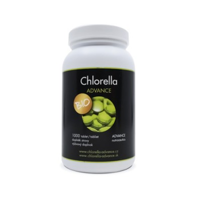 Bio Chlorella (clorella) 200 mg