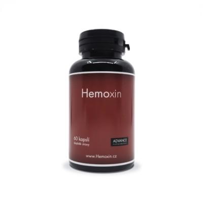 Hemoxin, 60 capsule