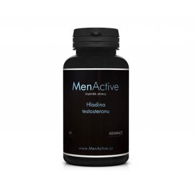 MenActive, livelli di testosterone