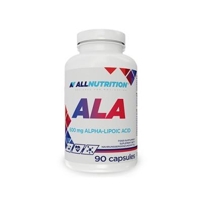 Acido alfa lipoico ALA, 90 capsule