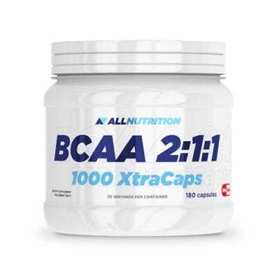 BCAA 2:1:1, capsule