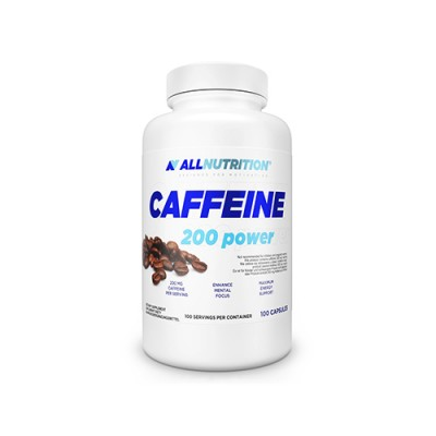 Caffeina 200 mg, 100 capsule