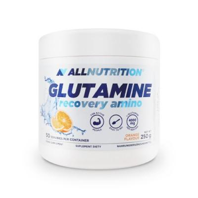 Glutammina al gusto di arancia, 250 g