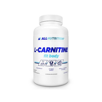 L-Carnitina, 120 capsule
