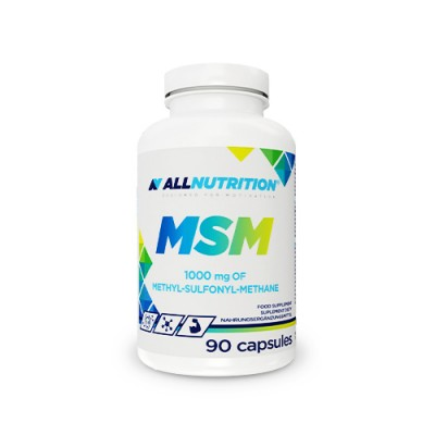 MSM capsule