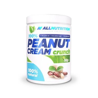 Peanut butter con pezzetti di arachidi