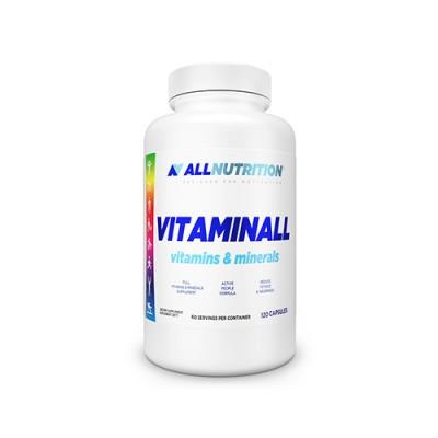 ALL Vitamine e minerali, 120 capsule