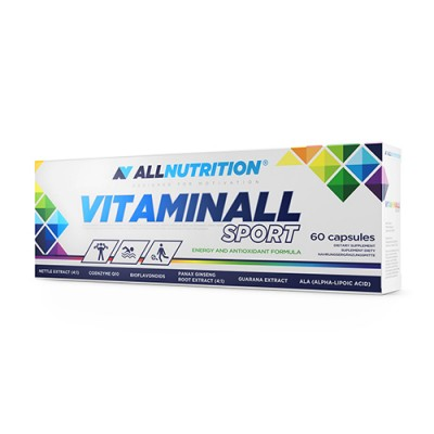 Vitaminall SPORT multivitaminiche