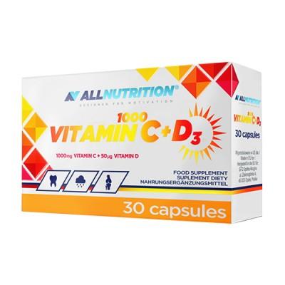 Vitamina C 1000 + D3