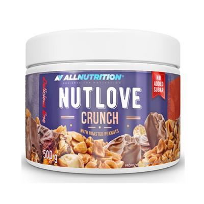Crunch crema spalmabile con arachidi