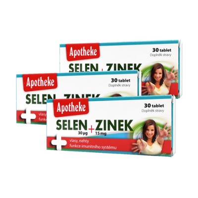 Selenio + Zinco kit
