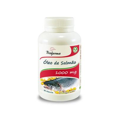 Olio di salmone 1000 mg, 90 capsule