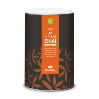 Chai Latte - spicy