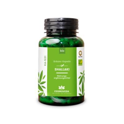 Shallaki - Boswelia serrata BIO capsule