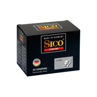 Preservativi SICO X-tra