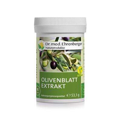 Foglie d'olivo - estratto