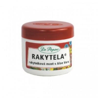 Crema di olivello spinoso con aloe vera