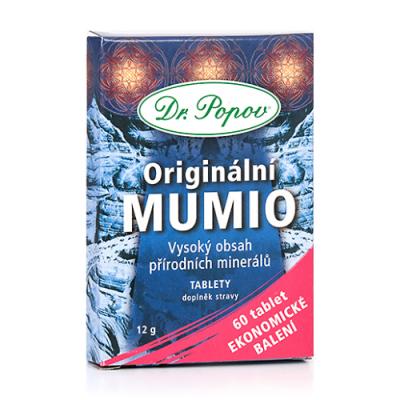Mumijo (Shilajit)