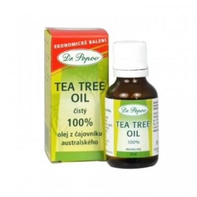 Albero del tè 100% olio