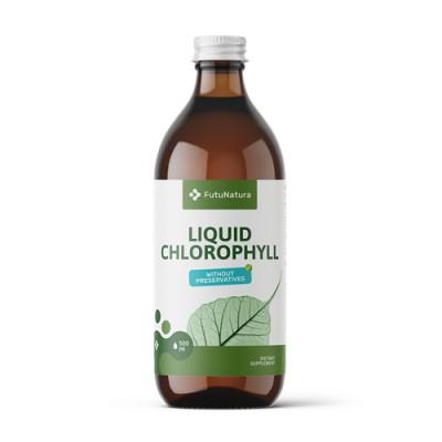 Clorofilla succo