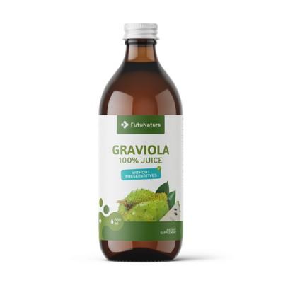 Succo di graviola - purea