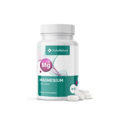 Magnesio compresse