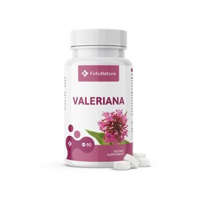Valeriana compresse