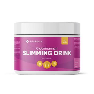 Bevanda al glucomannano - snellente