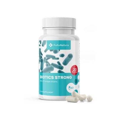 Probiotici Biotics Strong