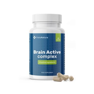 Brain Active complex - concentrazione