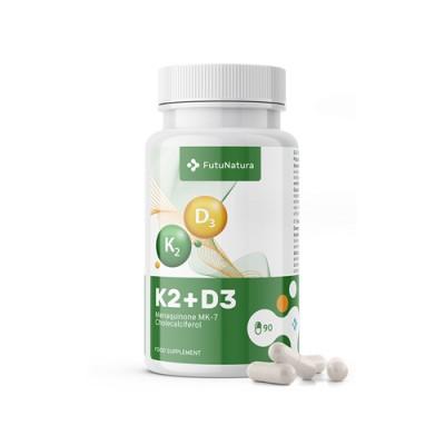 Vitamina K2 + D3 - per le ossa