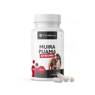 Muira Puama STRONG - potere sessuale