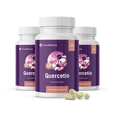 Quercetina capsule