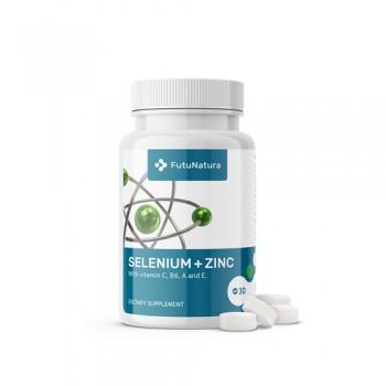 Selenio + Zinco + vitamine