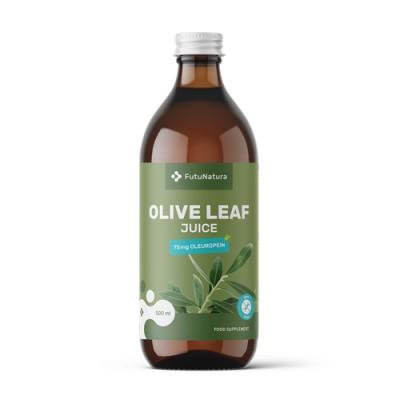 Estratto di foglie di oliva - pressione sanguigna