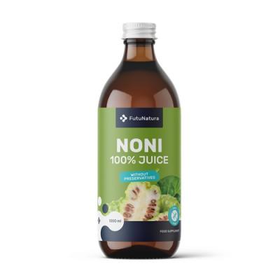 100% succo di noni