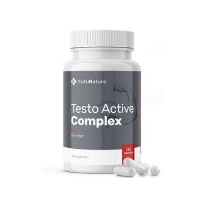 Testo Active Complex - testosterone