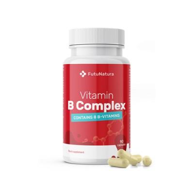 Complesso vitamina B capsule