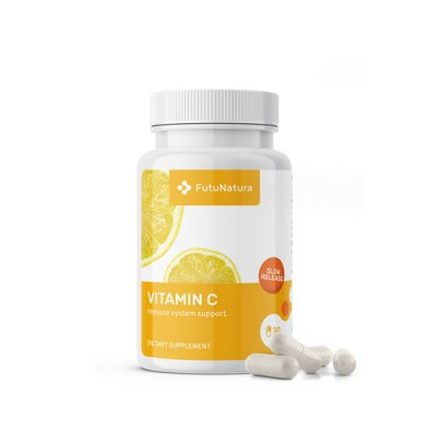 Vitamina C retard slow release