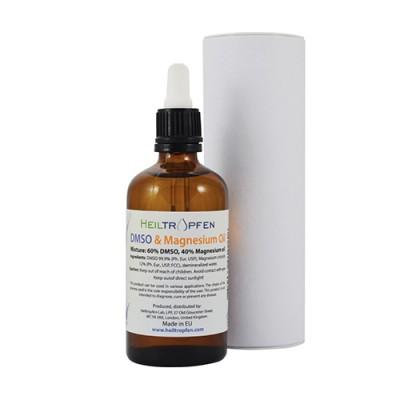 DMSO olio di magnesio