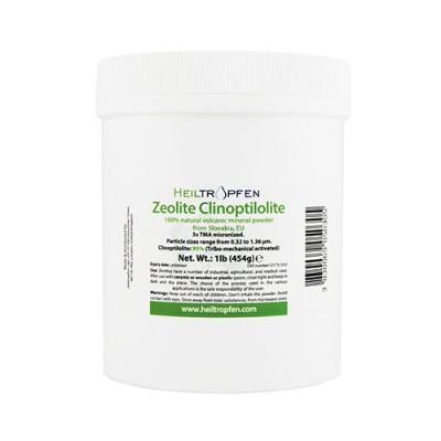 Zeolite clinoptilolite - 3x TMA micronizzato