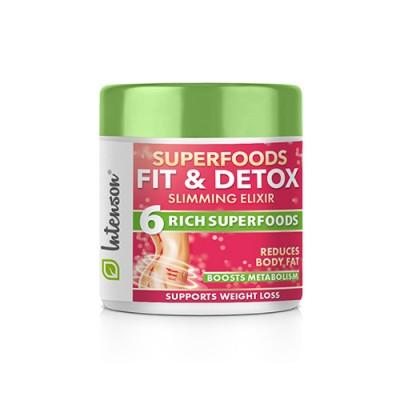 Fit e Detox perdita di peso