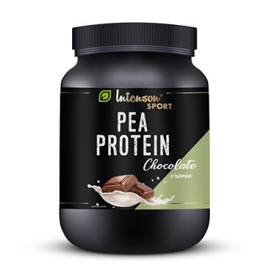 Proteine di pisello con cocciolato