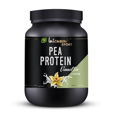 Proteine di pisello gusto vaniglia