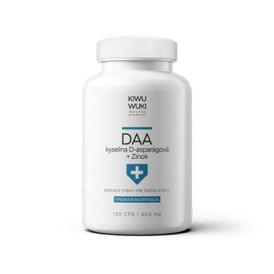 DAA – Acido D-aspartico + Zinco