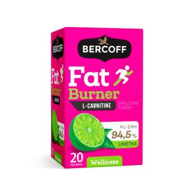 Tè Fat Burner, L-carnitina, 20x1,5 g