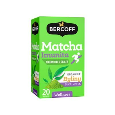 Tè per rivitalizzazione con Matcha