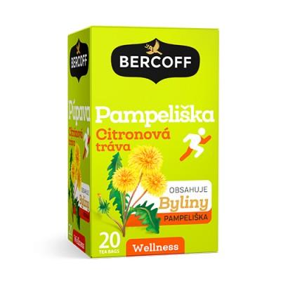Tè di tarassaco con citronella, 20x1,5 g