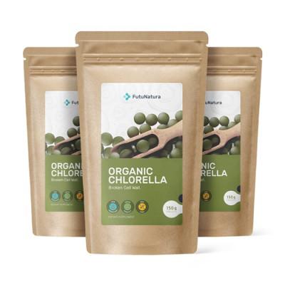 BIO Chlorella Clorella compresse