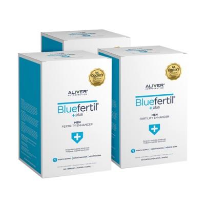 3x BlueFertil - fertilità maschile